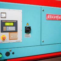 Bütfering Breitbandschleifmaschine