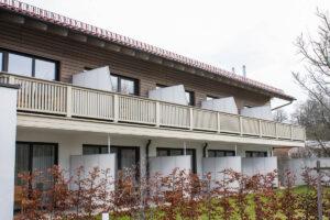 Erweiterungsbau Landhaus Tanner in Waging