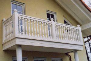 Balkon Sondermodell H4