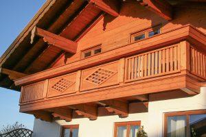 Balkon Sondermodell H7