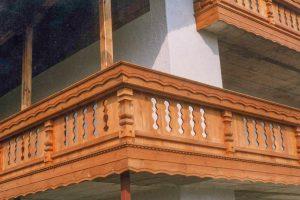 Balkon-traunstein