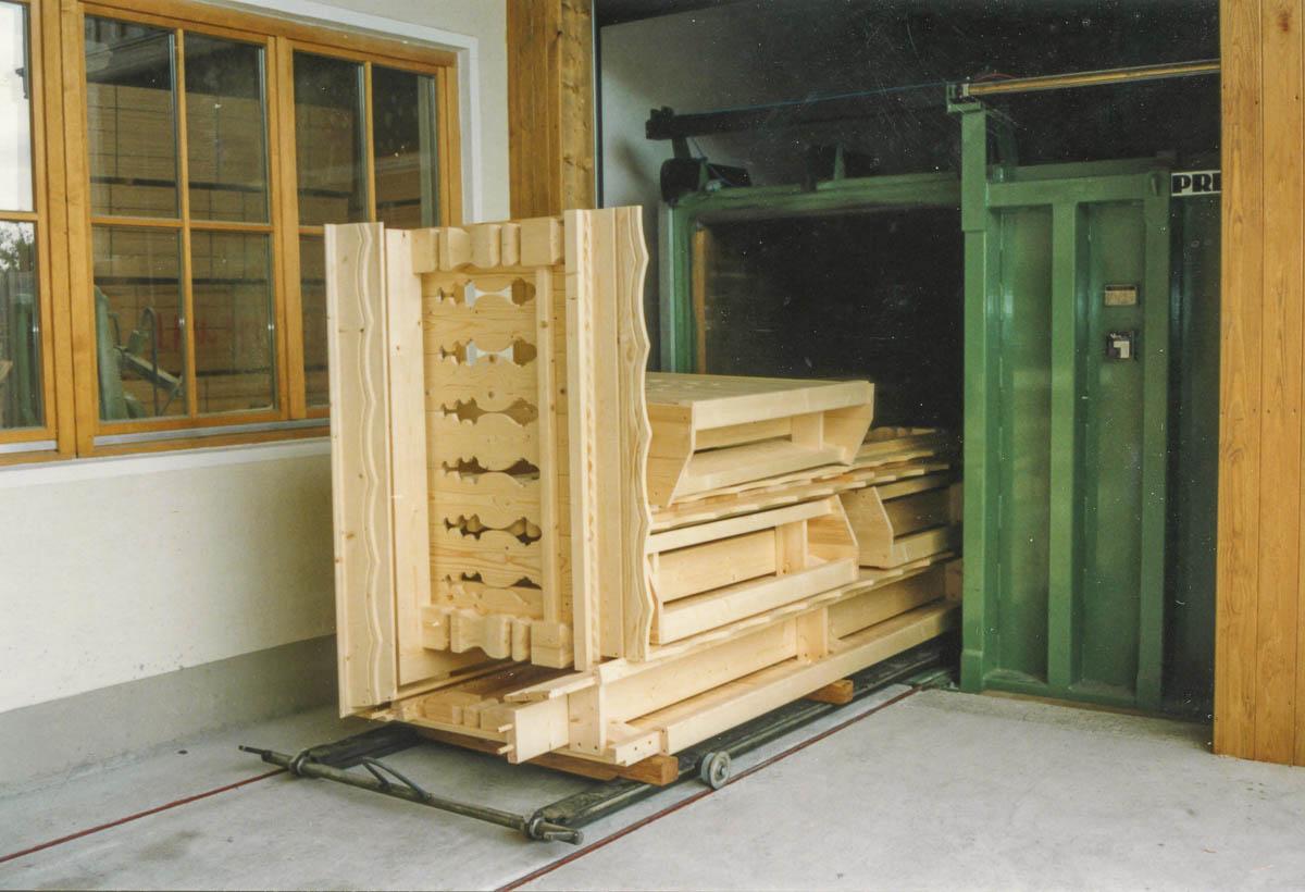 Holzschutz-impraegnierung