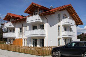 Mehrfamilienhaus in Haslach