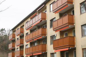 Wohnanlage in Burghausen