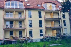 Wohnanlage in München